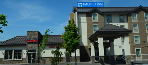 Pacific Inn and Suites Vernon